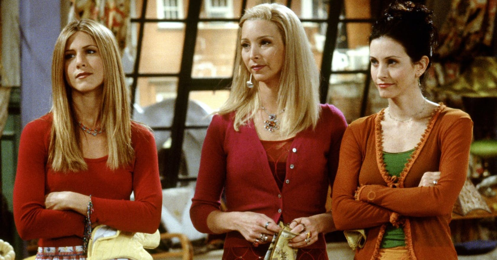 Friends: the 11 mistakes you never noticed (until now)