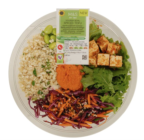 77 Vegan Lunch Options For Under A Tenner