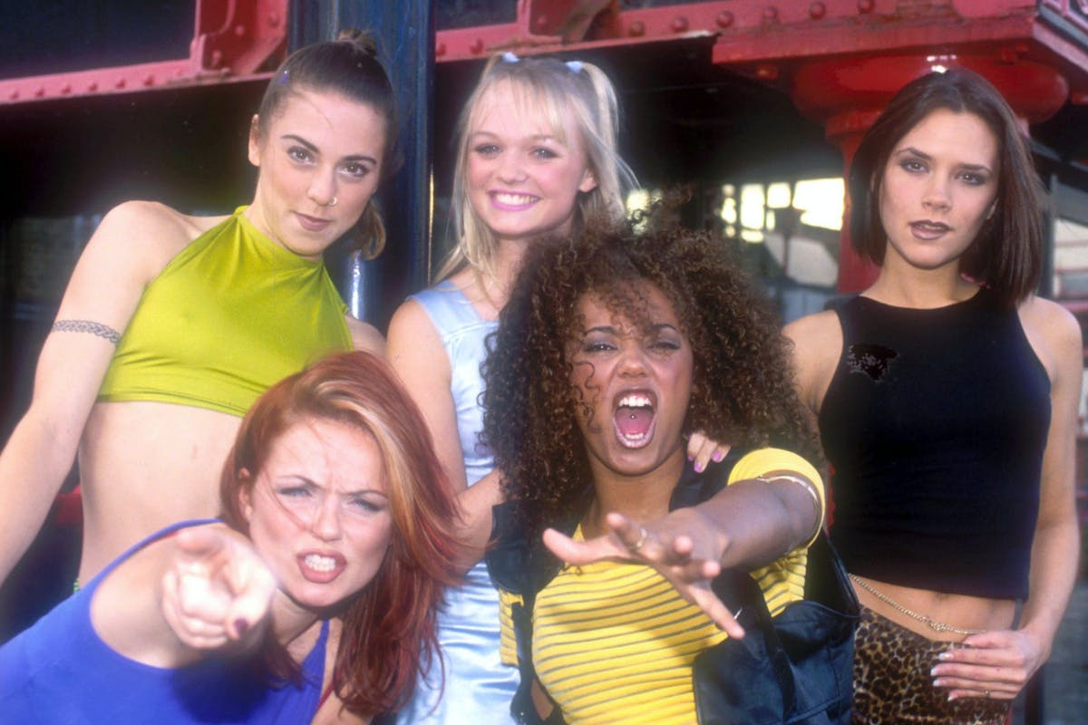 The Spice Girls are back together!