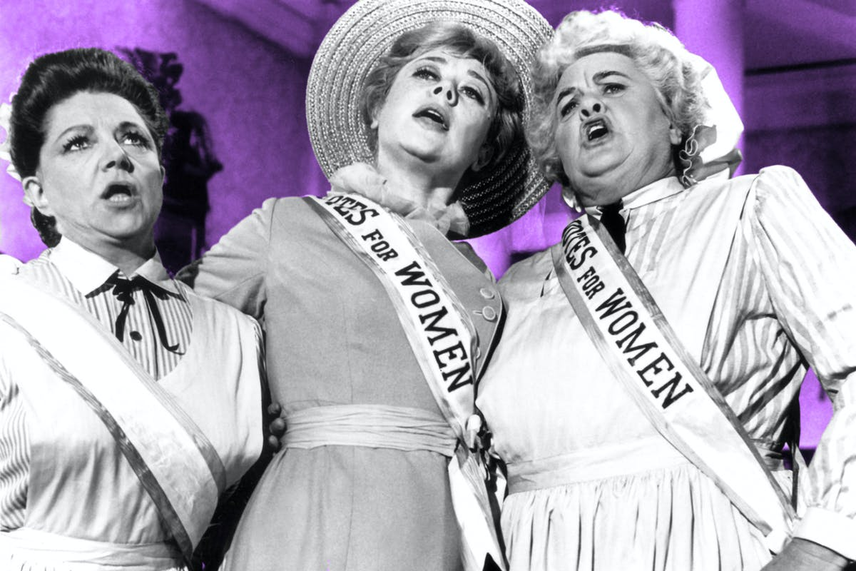 How well do you remember the lyrics to Mary Poppins' Sister Suffragette?