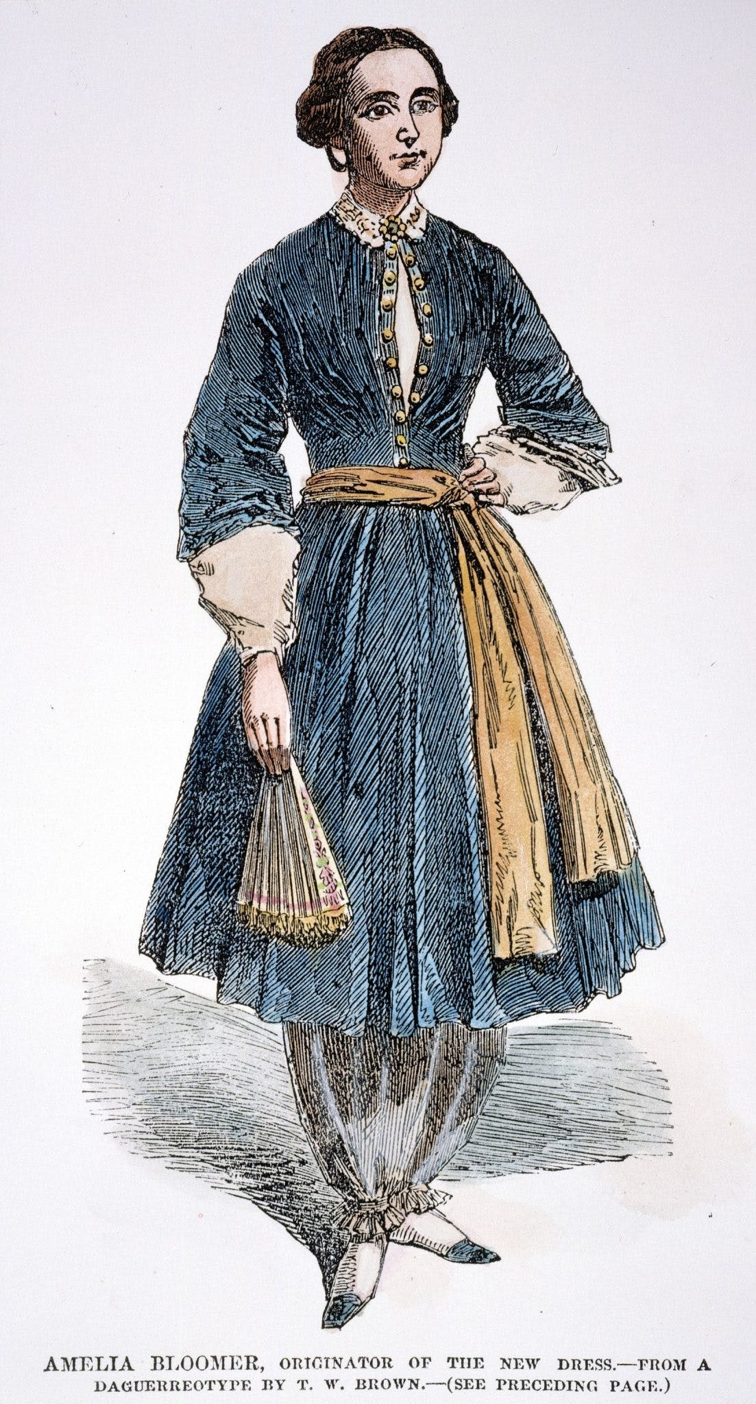 How the suffragettes used fashion to further their cause