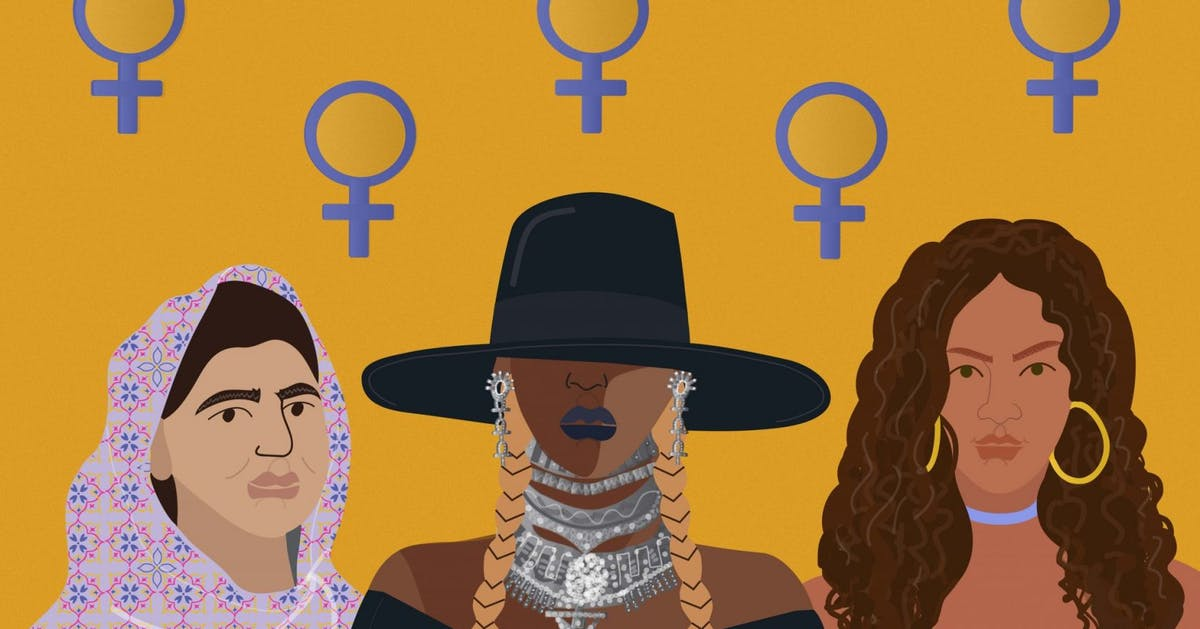 Empowering quotes by strong women to celebrate International Women's Day