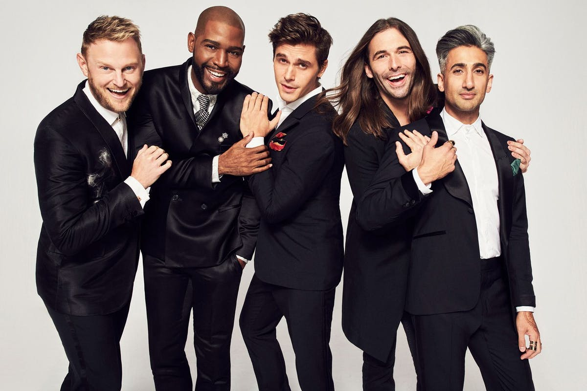 Queer Eye - cover
