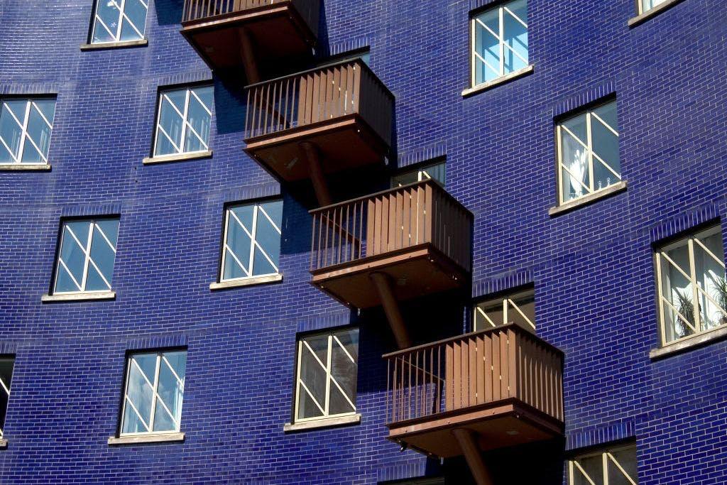 The Circle Apartment block Bermondsey