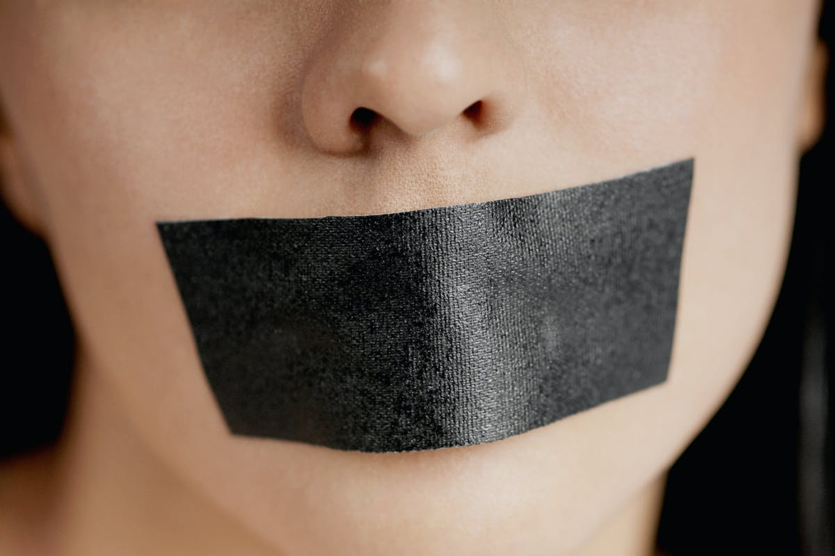This Is How It Feels To Be Silenced By A Non Disclosure