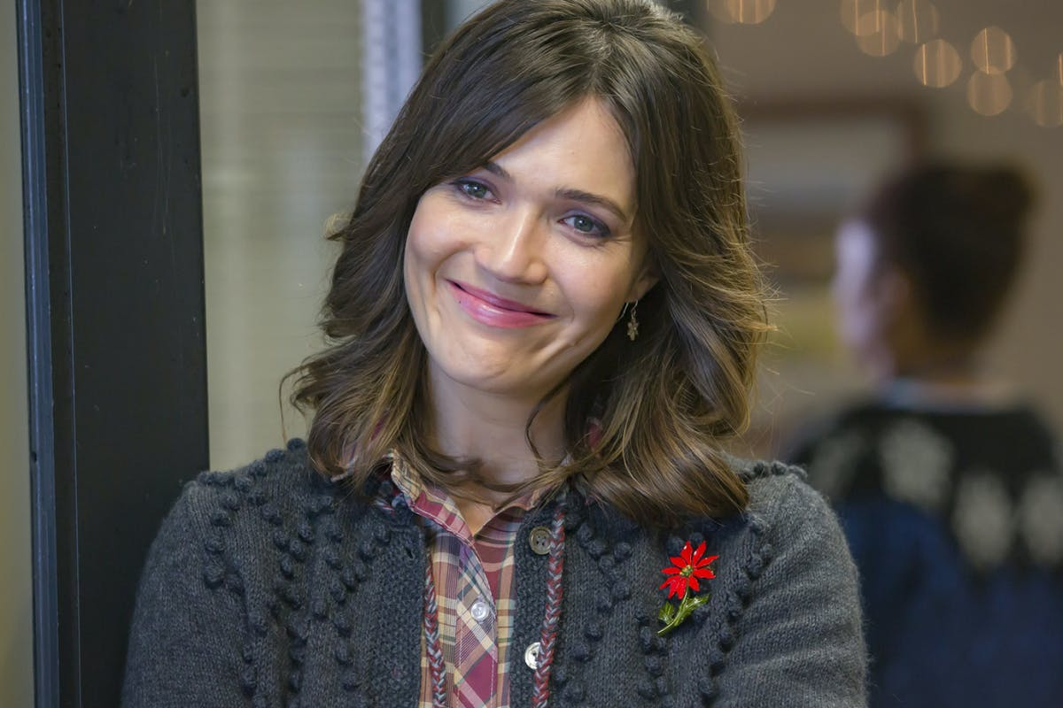 Mandy Moore as Rebecca Pearson in NBC's This Is Us