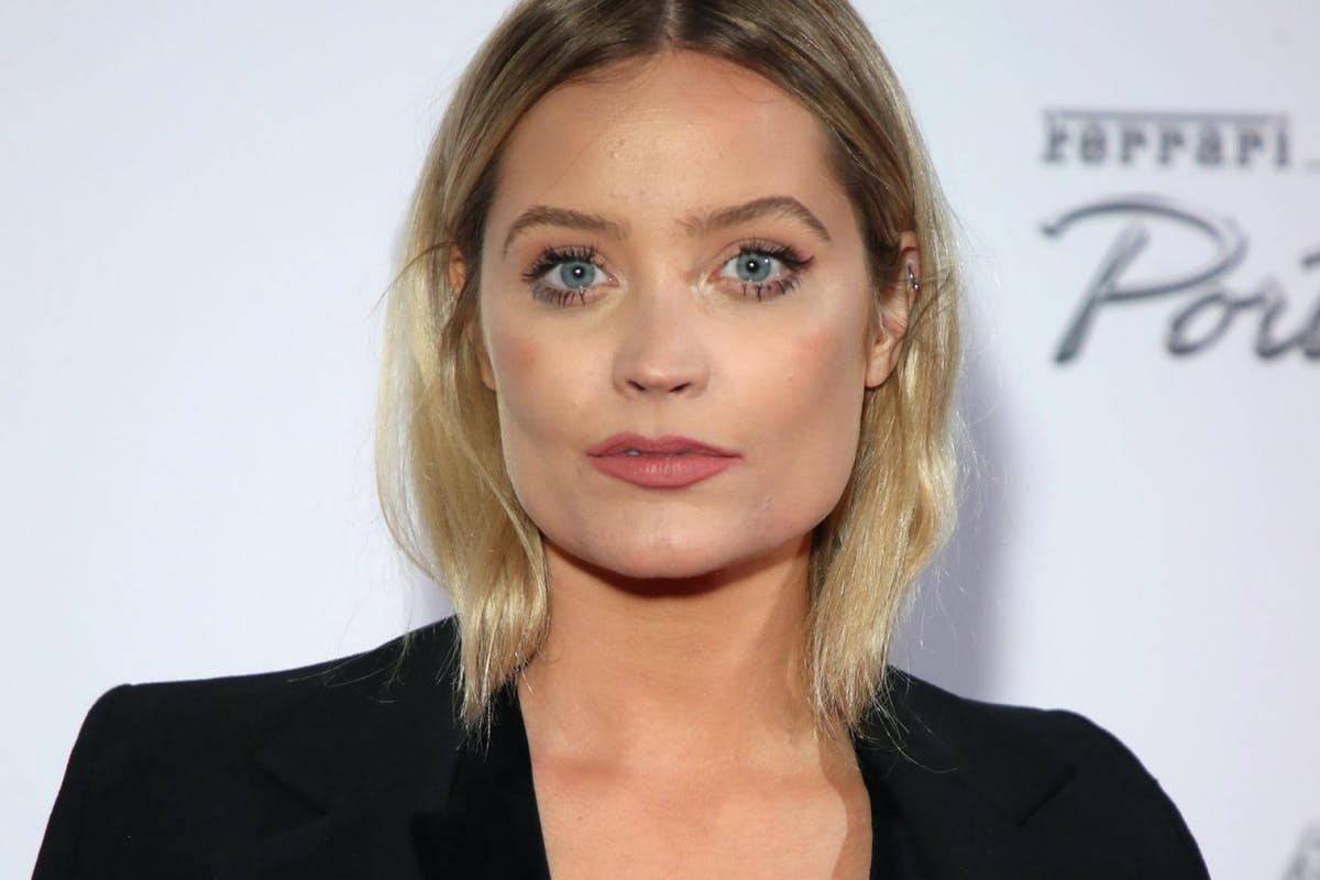 Laura Whitmore talks about grief over Caroline Flack