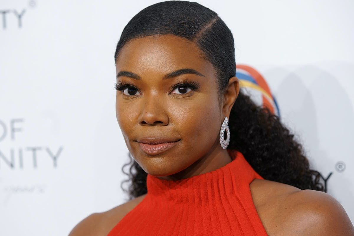 NEW YORK, NY - APRIL 09: Actress Gabrielle Union attends the Opportunity Network's 11th Annual Night of Opportunity at Cipriani Wall Street on April 9, 2018 in New York City. (Photo by Bennett Raglin/WireImage)