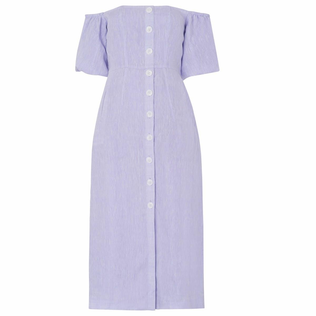 e6dbc8d8 Kitri Violette linen dress, £145, available at kitristudio.com in May