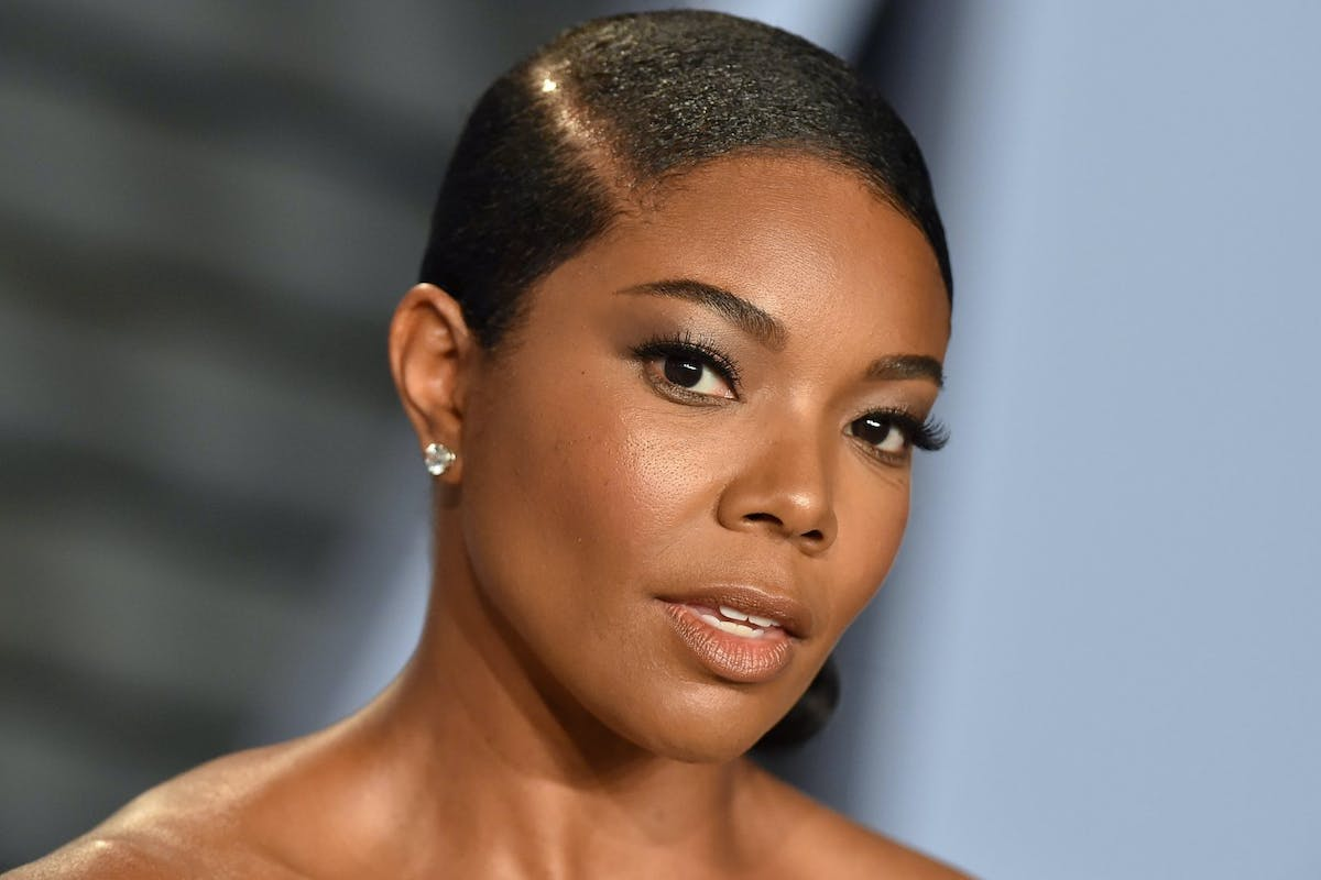 BEVERLY HILLS, CA - MARCH 04: Actress Gabrielle Union attends the 2018 Vanity Fair Oscar Party hosted by Radhika Jones at Wallis Annenberg Center for the Performing Arts on March 4, 2018 in Beverly Hills, California. (Photo by Axelle/Bauer-Griffin/FilmMagic)