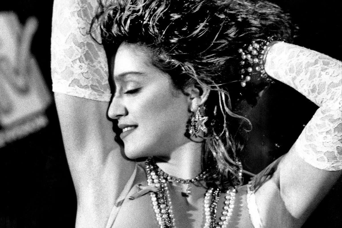As a young artist, Madonna was also subject to criticism for expressing her sexuality