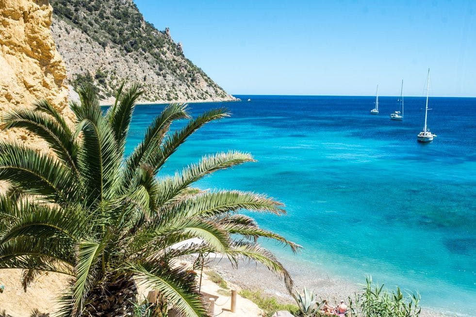 Best beaches to explore in Ibiza