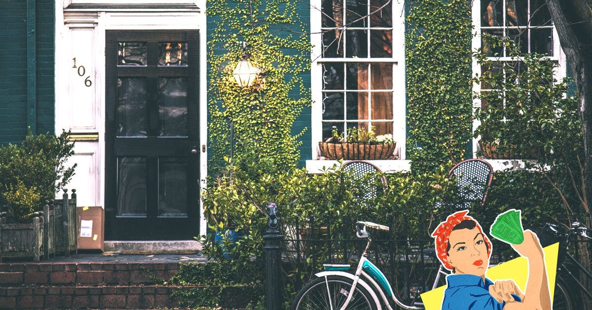 Money Mondays: How to buy your first home solo