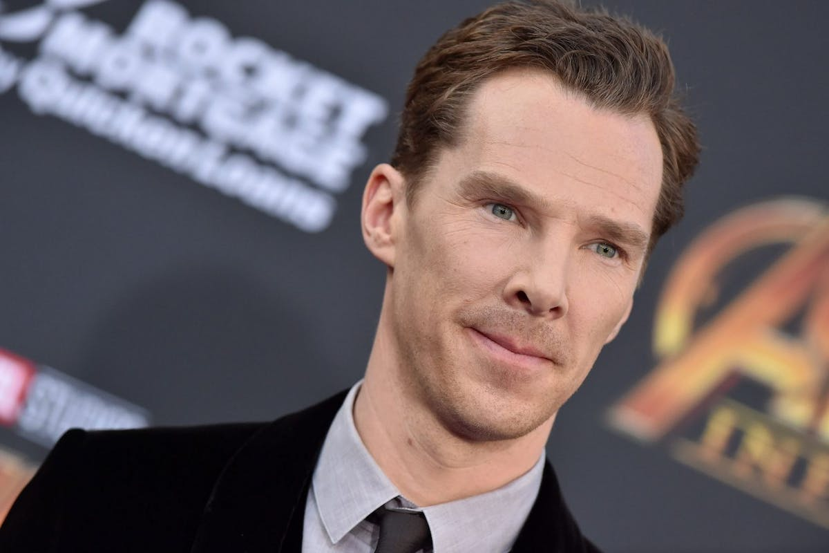 HOLLYWOOD, CA - APRIL 23: Actor Benedict Cumberbatch attends the premiere of Disney and Marvel's 'Avengers: Infinity War' on April 23, 2018 in Hollywood, California. (Photo by Axelle/Bauer-Griffin/FilmMagic)
