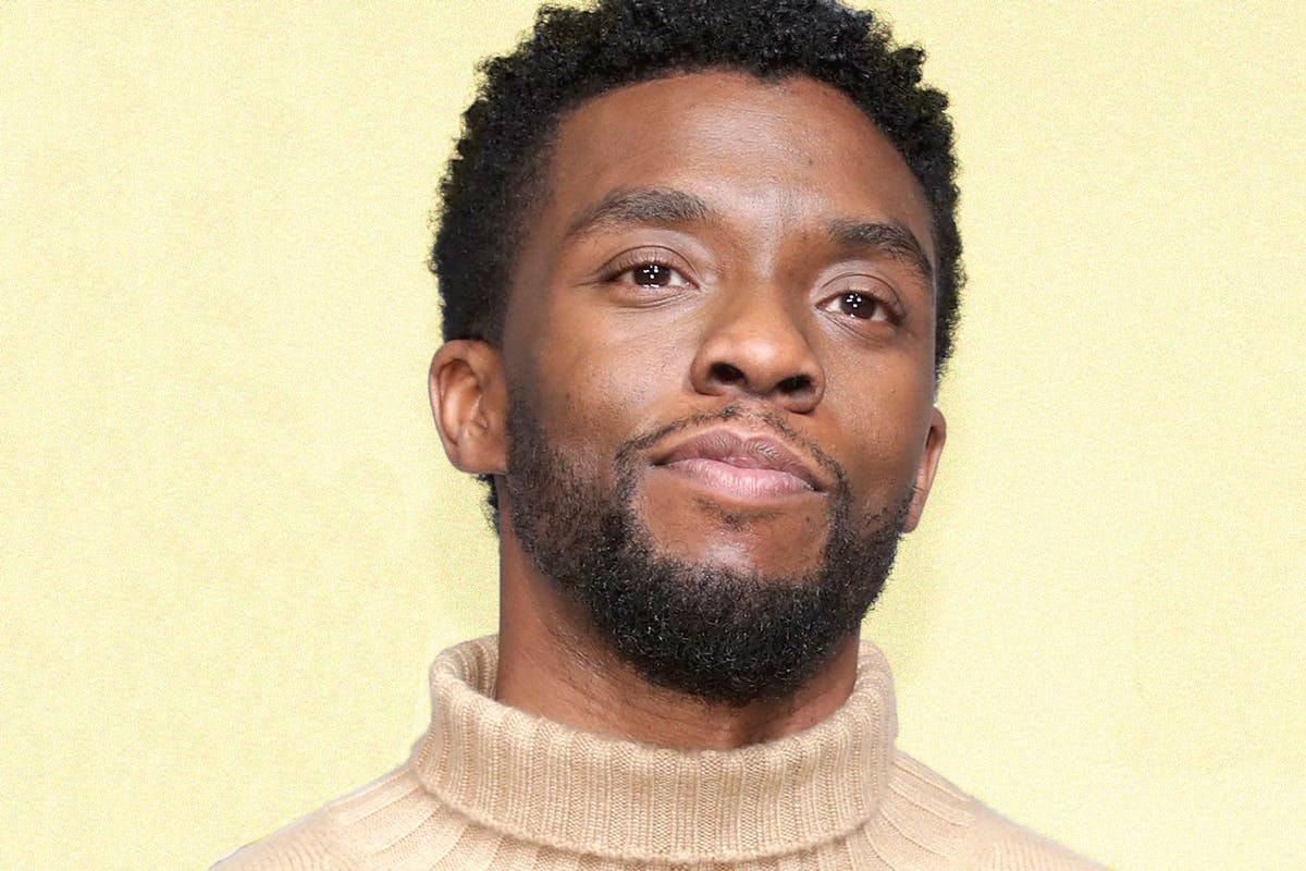 Chadwick Boseman's powerhouse speech is here to light a fire in your soul