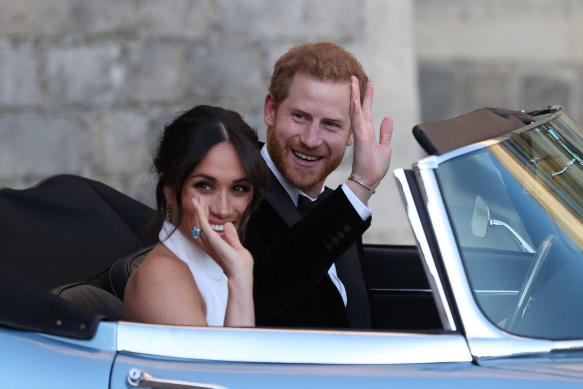 Meghan Markle's wedding reception dress is yet another demonstration of her commitment to sustainable fashion.