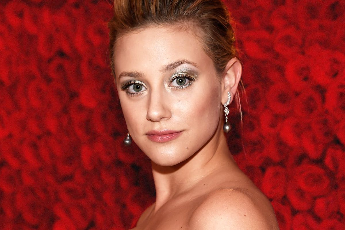 Riverdale's Lili Reinhart shows us exactly how to deal with fake pregnancy rumours