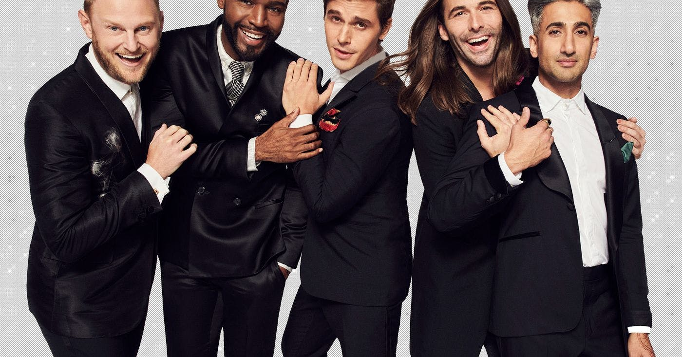 Queer Eye cover image