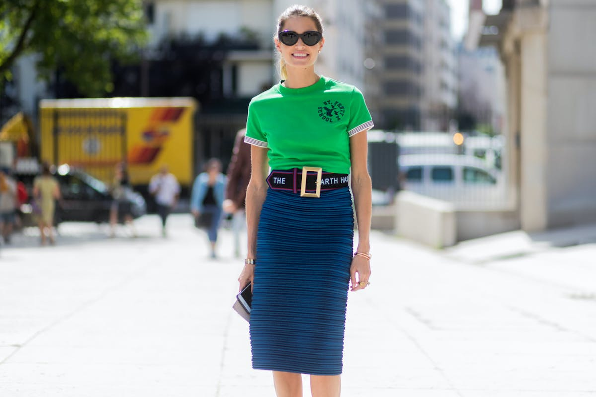 340f4e3c6 Look sharp - the pencil skirt is back!