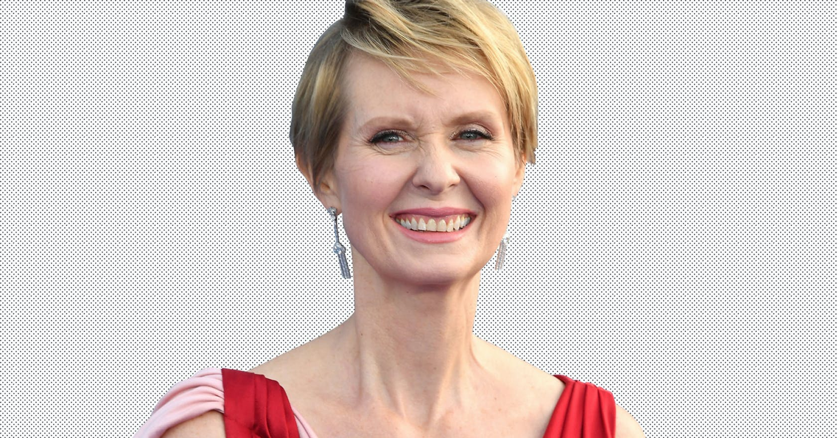 Cynthia Nixon releases cool Sex and the City-inspired ...