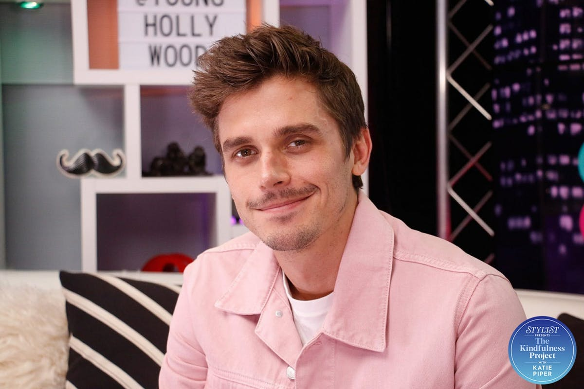 Queer Eye's Antoni tells us why cooking is a form of self-care