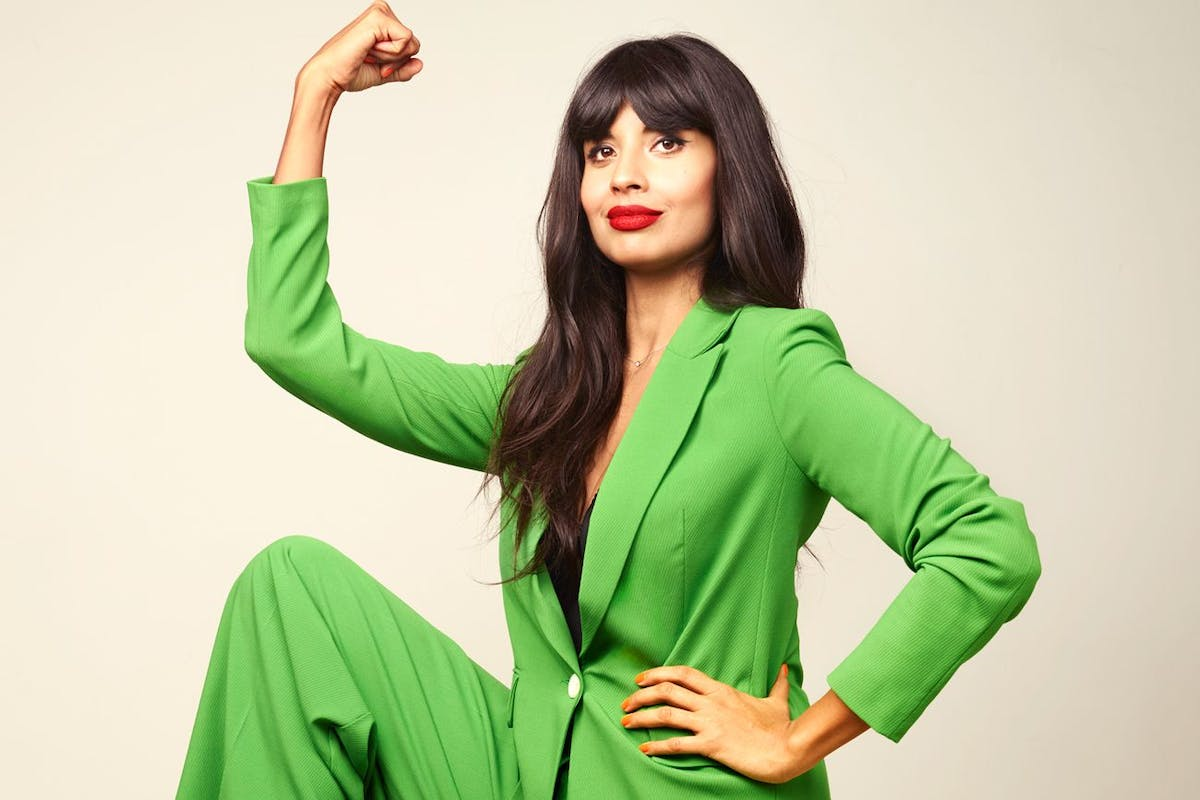Jameela Jamil - Stylist cover star