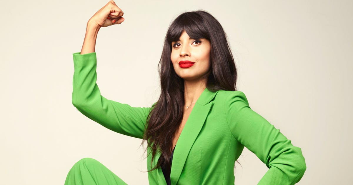 Taylor Swift is a big fan of Jameela Jamil and the body neutrality movement