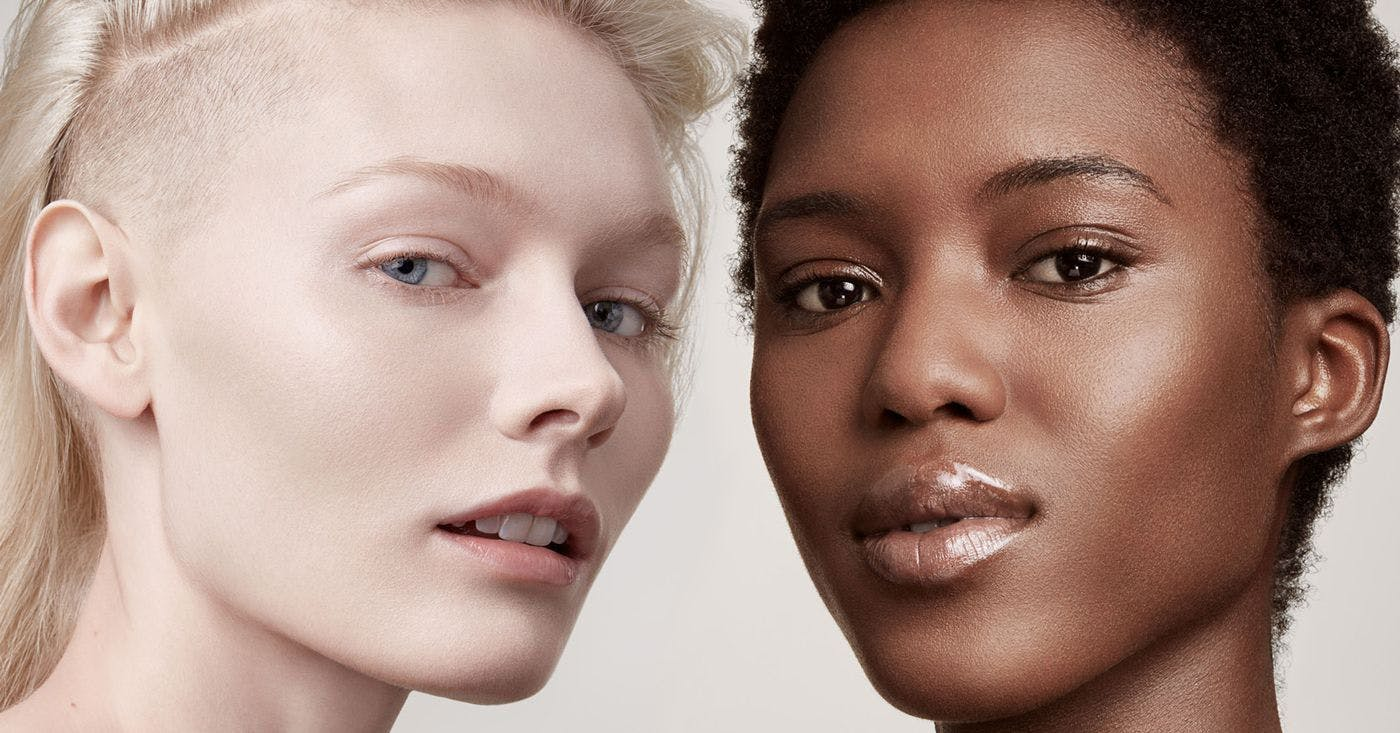 This foundation has been developed with all skin tones in mind