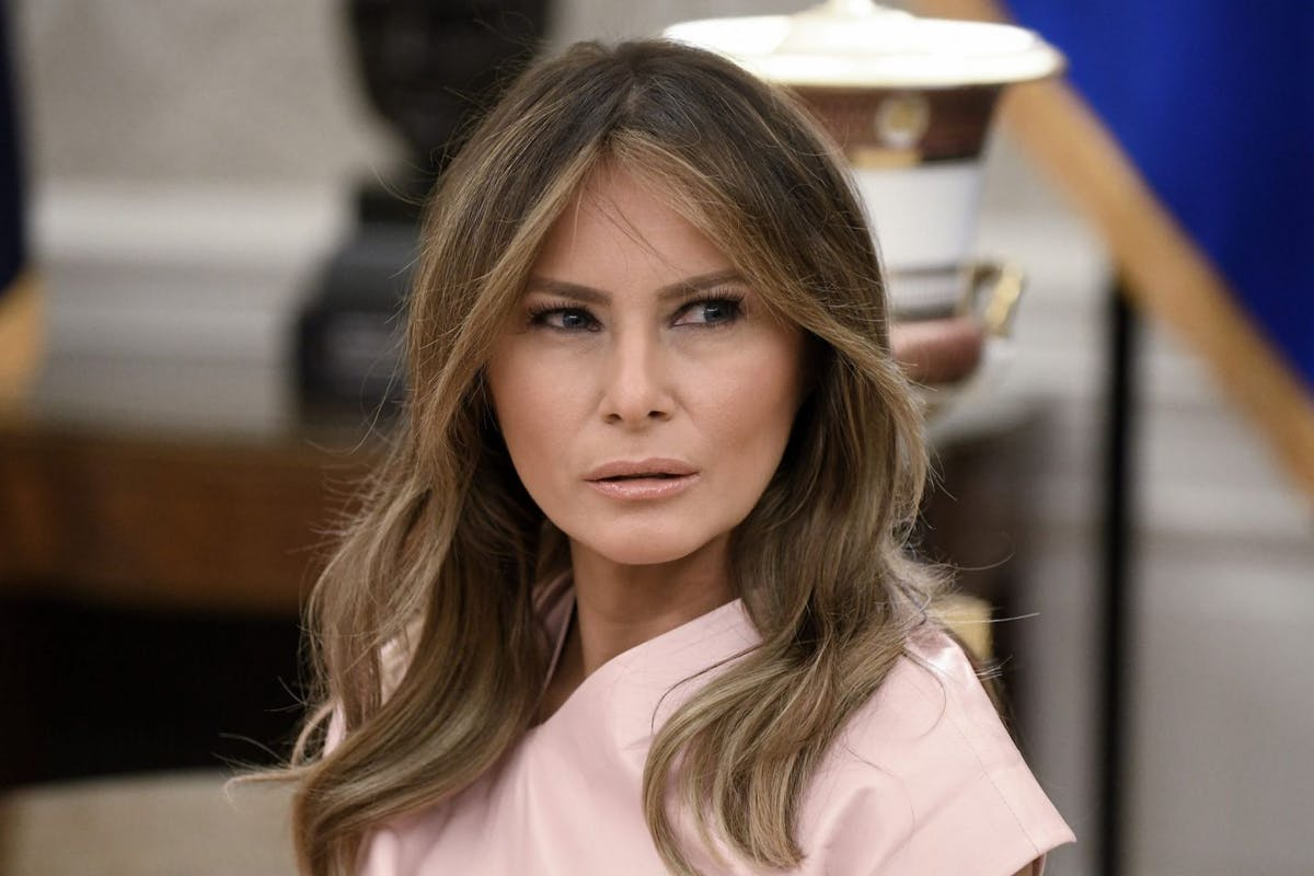 Melania Trump gets six-figure income selling photos to the press