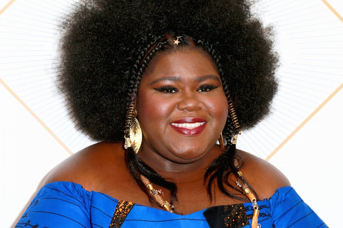 gabourey sidibe book interview 2018 precious empire stylist