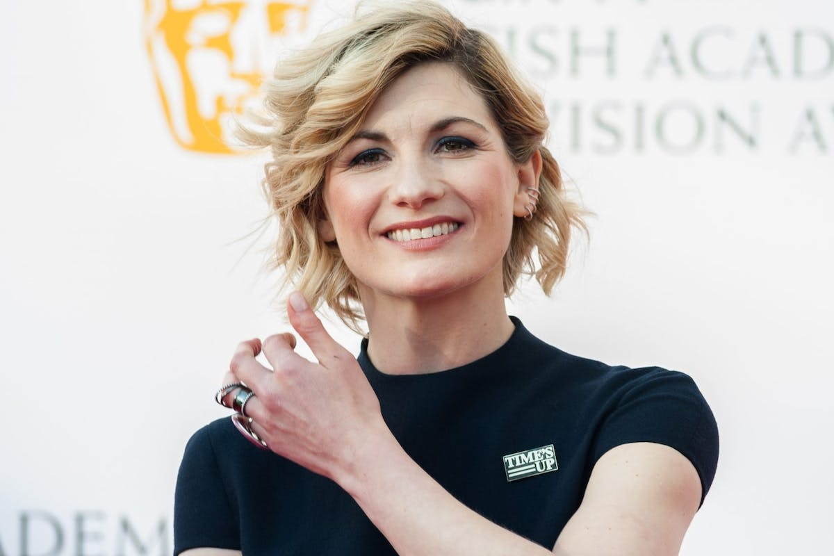 jodie whittaker first female dr who doctor interview 2018