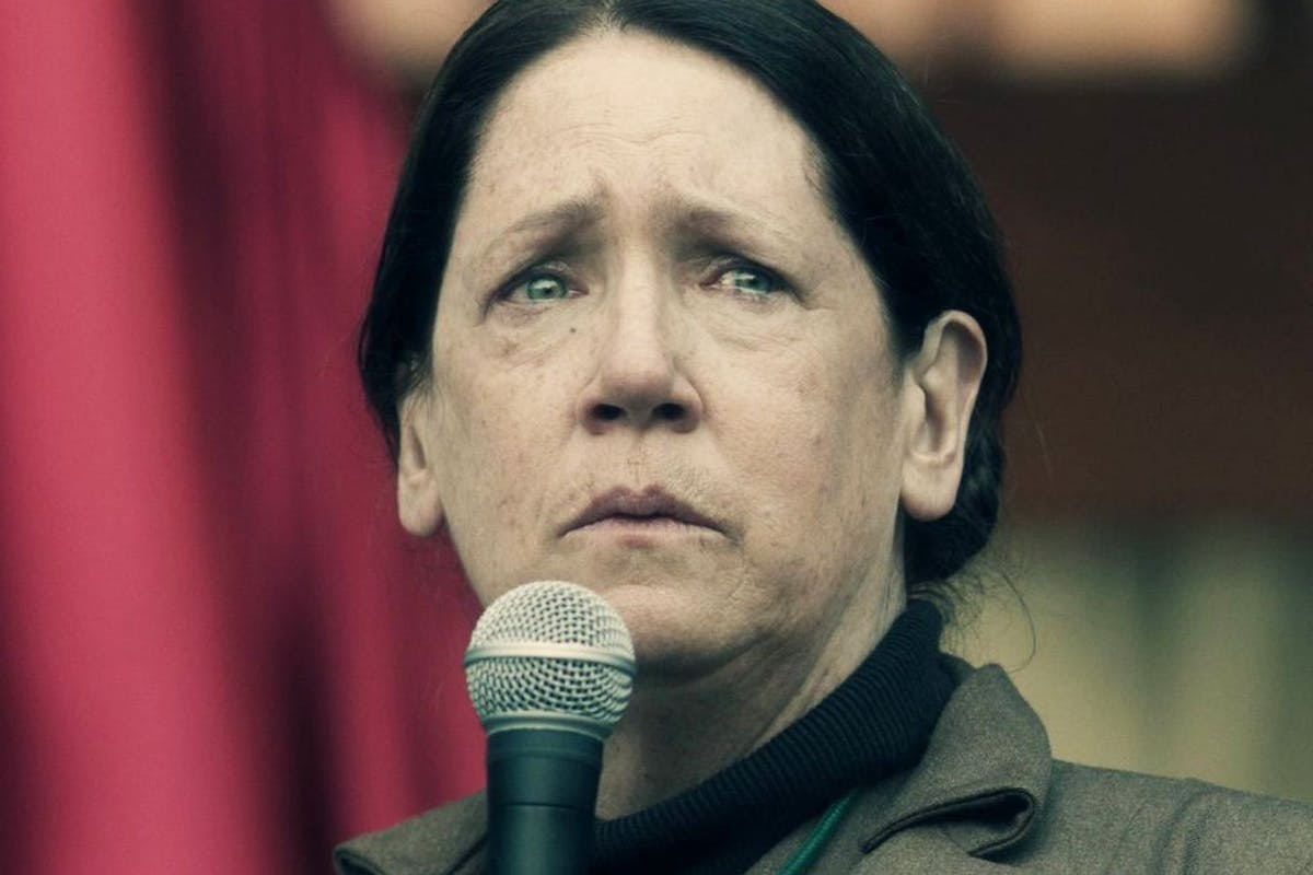 Aunt Lydia in The Handmaid's Tale