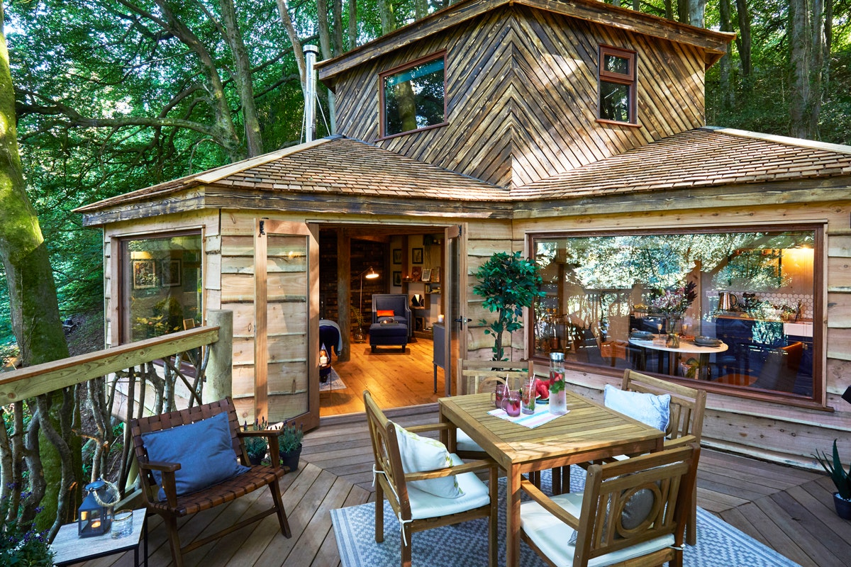 Picture of: The 10 Best Luxury Treehouses Around The World