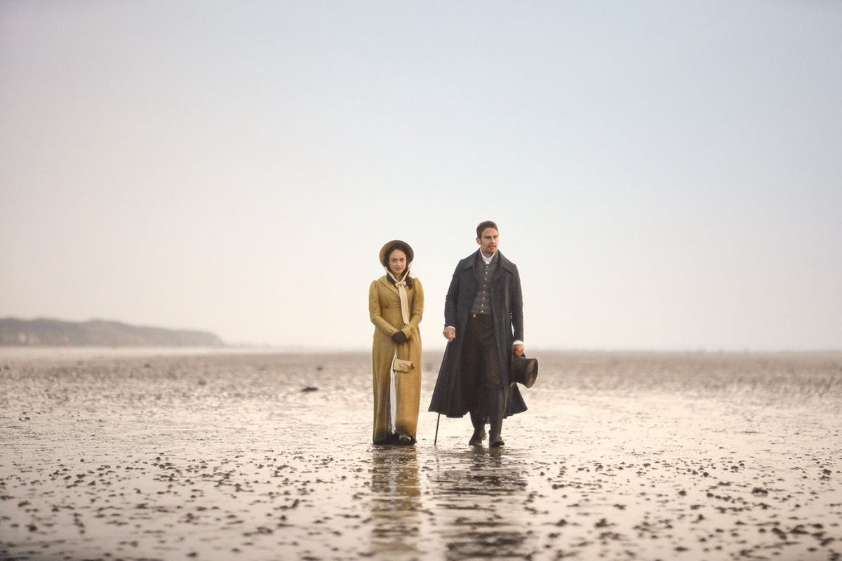 Sanditon: Charlotte Heywood (Rose Williams) and Sidney Parker (Theo James) in first-look images from the upcoming ITV series