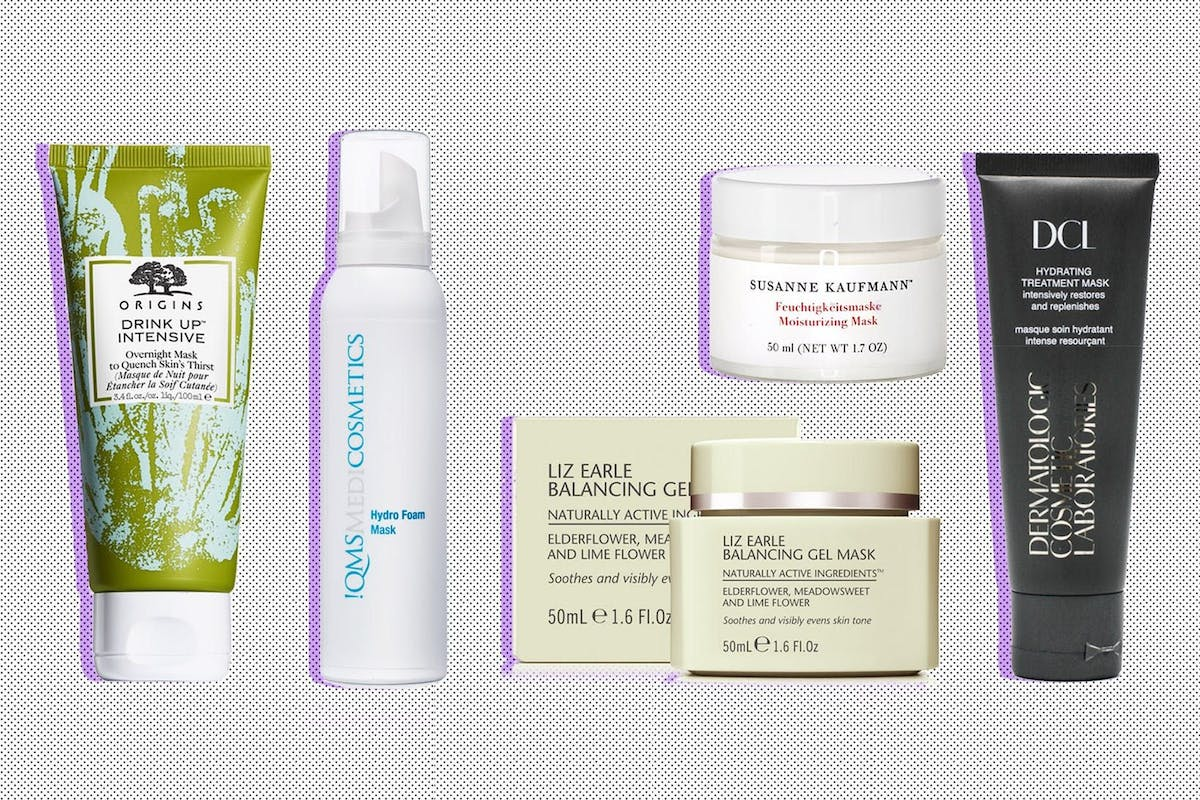 Best cooling face masks to help you survive the heatwave