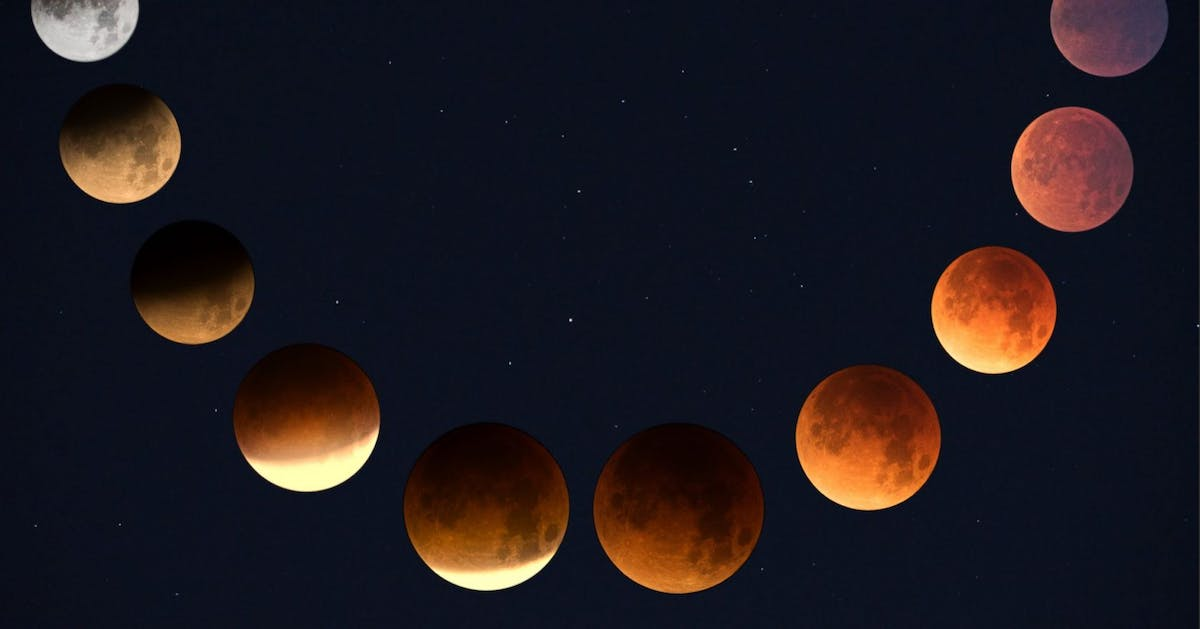 Where and when can I see the July 2018 blood moon?