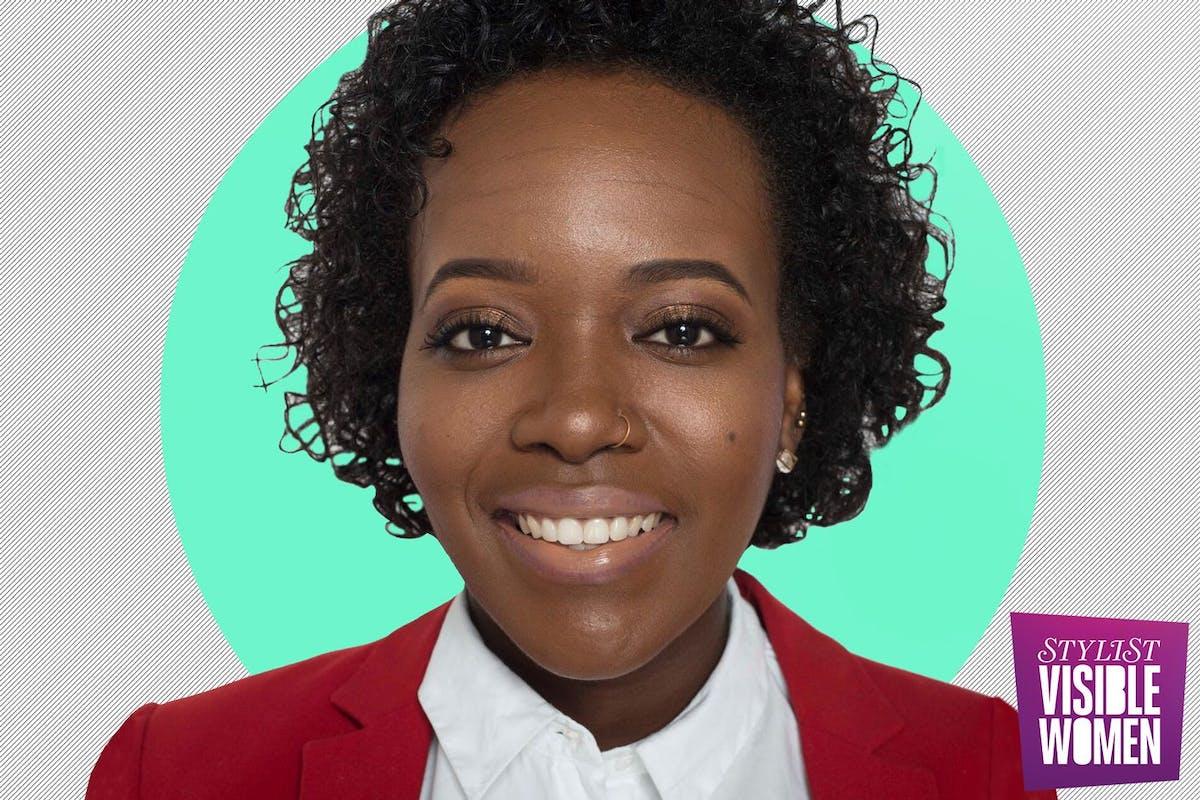 Online abuse activist Seyi Akiwowo