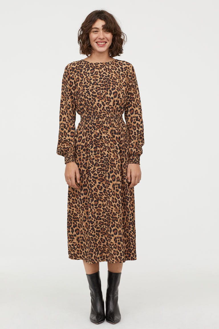 15 Animal Print Dresses That Are Perfect For Any Weather