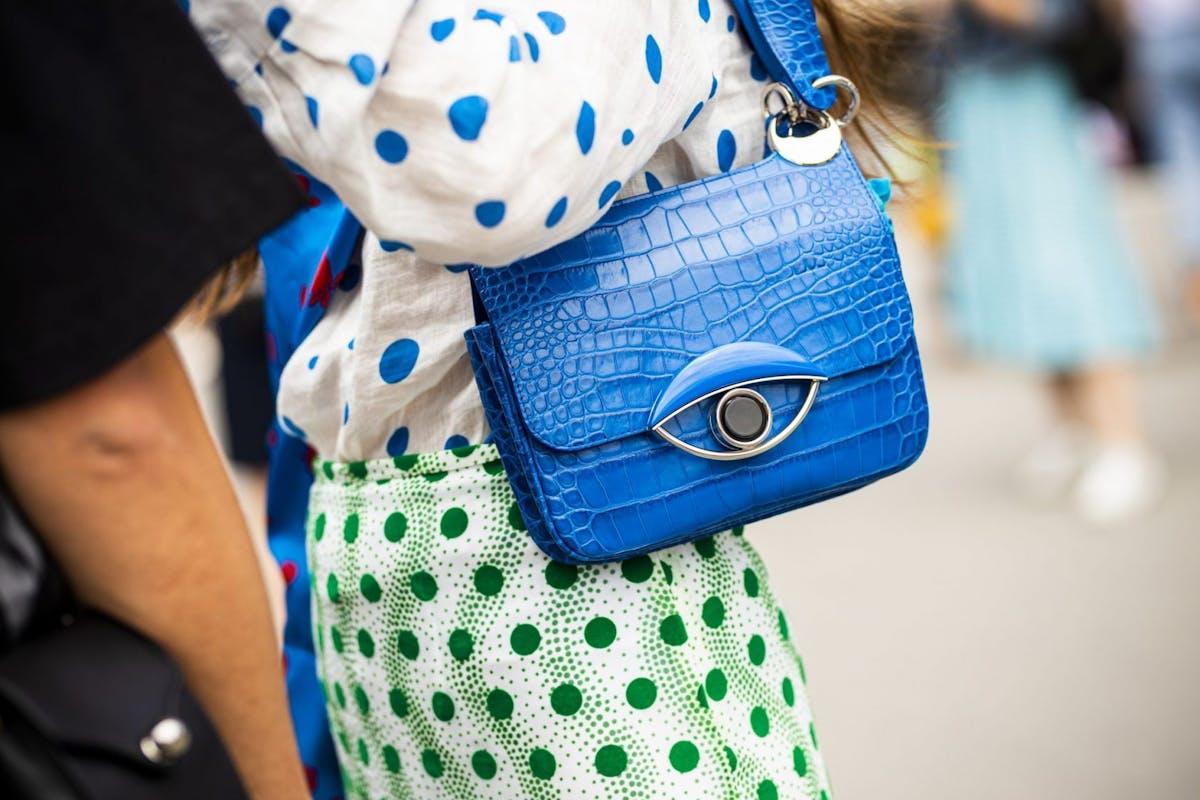 Getty-Kenzo-tali-bag street style paris fashion week