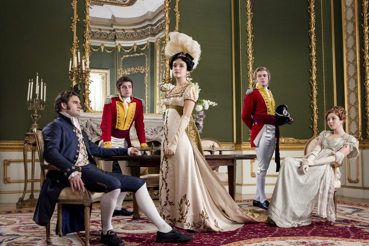 Vanity Fair TV show