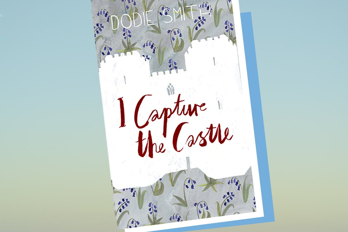 The cover of Dodie Smith's I Capture the Castle