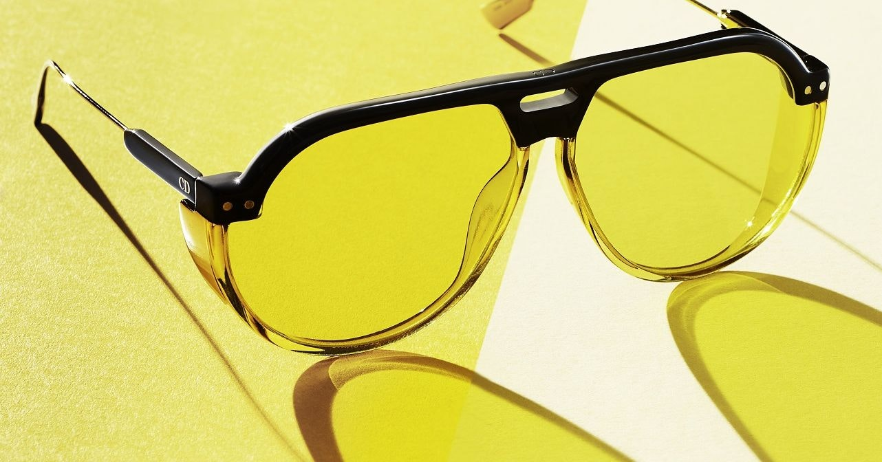 Most Desired 7 Statement Yellow Sunglasses