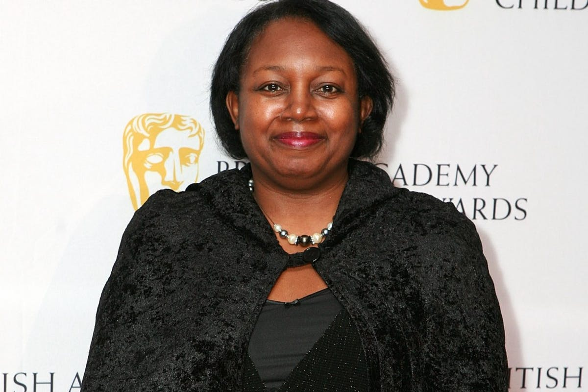 LONDON, ENGLAND - NOVEMBER 23: Malorie Blackman attends the BAFTA Academy Children's Awards at the Roundhouse on November 23, 2014 in London, England. (Photo by David M. Benett/Getty Images)