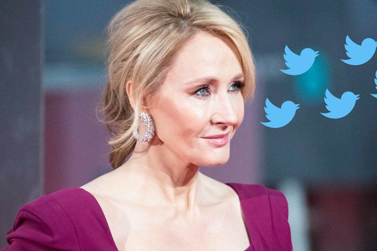 JK Rowling shuts down cartoonist over racist Serena Williams sketch