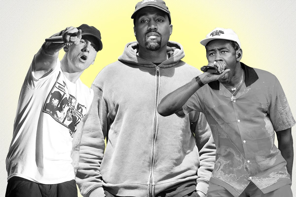 The 99 problems of a feminist hip hop fan