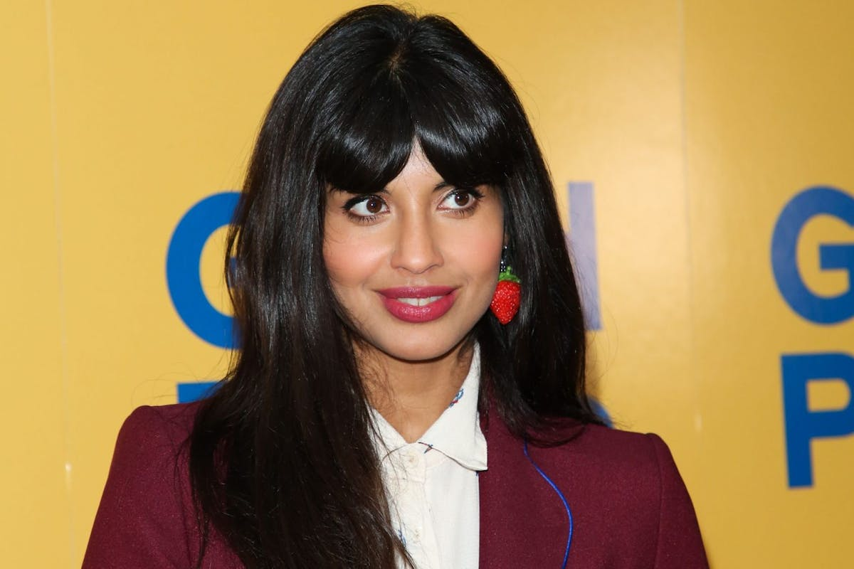 How Jameela Jamil responded to the man who body-shamed her at the gym