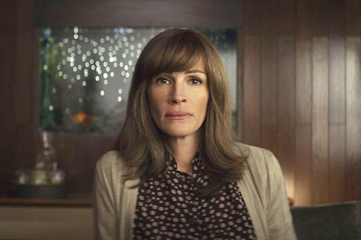 Julia Roberts in Amazon Prime's Homecoming