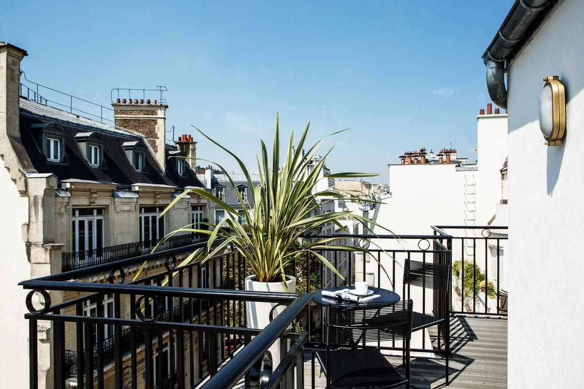 The 10 coolest hotels in Paris