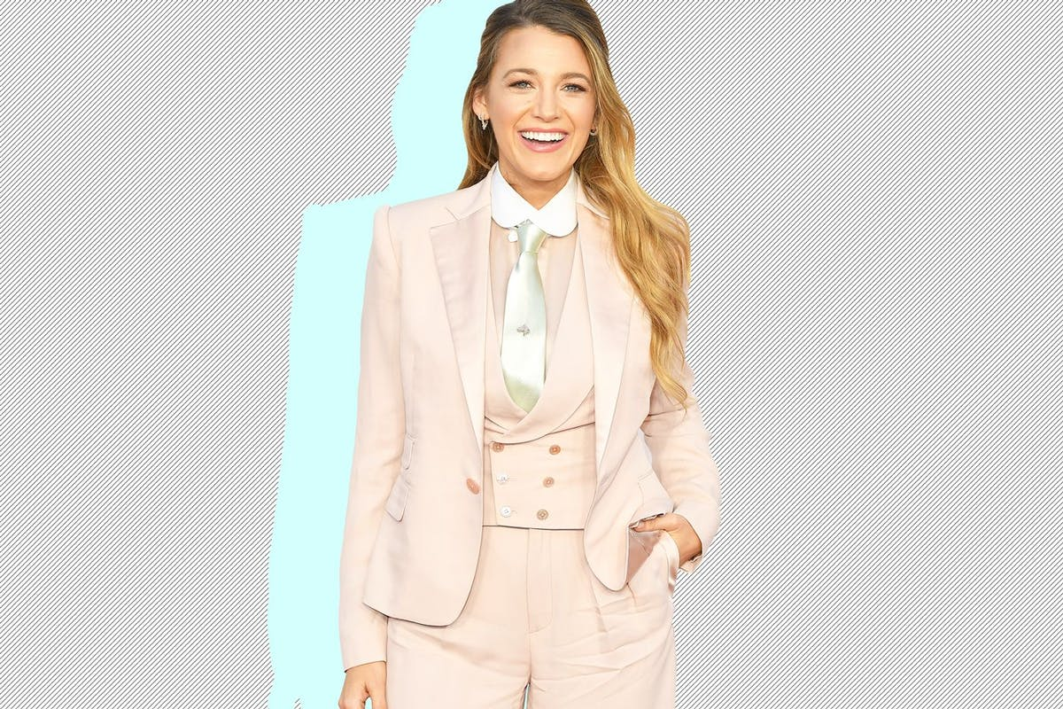 Blake Lively had the best comeback for this fashion critic's snarky comment