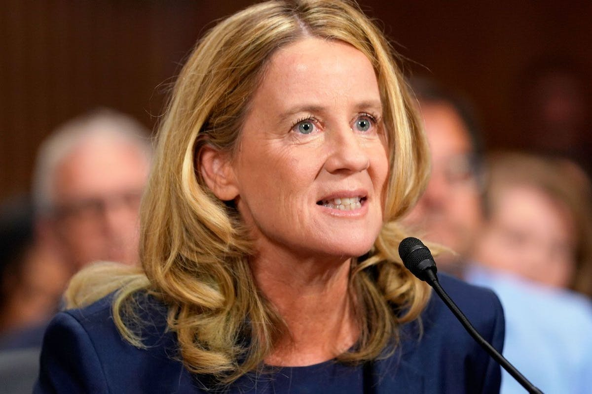 Christine Blasey Ford's most powerful quotes at the Kavanaugh assault hearing
